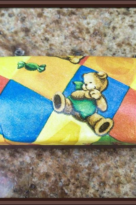 Glasses case Teddy Bear